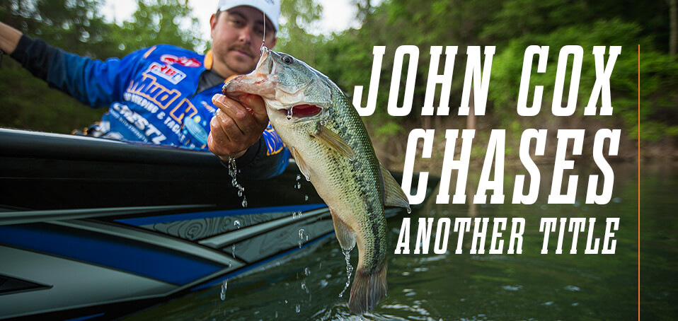 John Cox Chases Another Title
