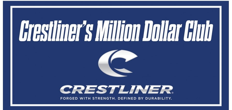 Crestliner Million Dollar Club