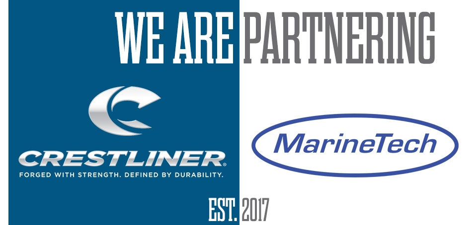 Crestliner Partners with MarineTech on New Power Steering System