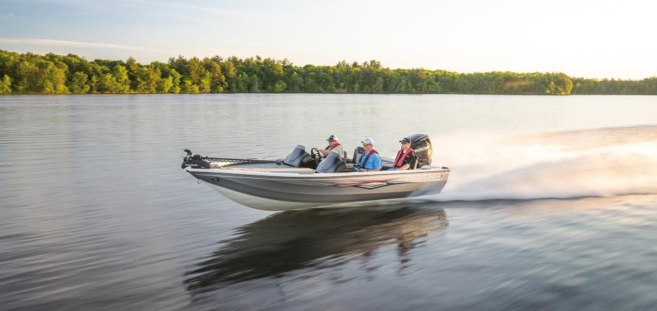 Crestliner Introduces New and Improved Models for 2018