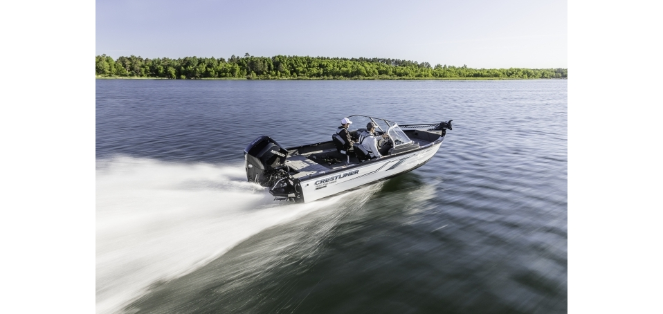 Crestliner to Launch Redesigned Fish Hawk Series