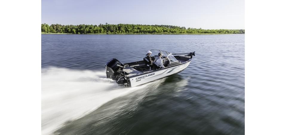Crestliner to Launch Redesigned Fish Hawk Series