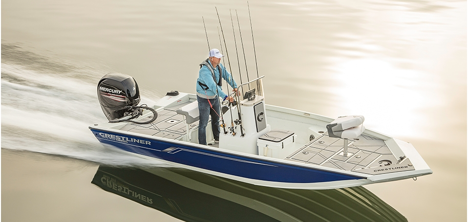 Crestliner Introduces New and Enhanced Models for 2019