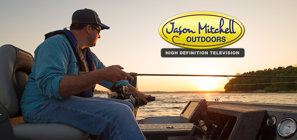 Crestliner Partners with Jason Mitchell Outdoors Television