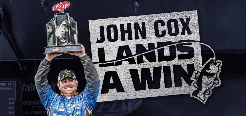 John Cox Lands A Win