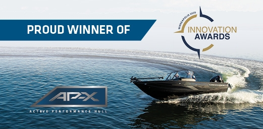 Crestliner wins 2020 Minneapolis Boat Show Innovation Award