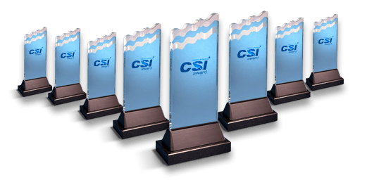 We've Been Reeling In CSI Awards For 8 Years and Counting