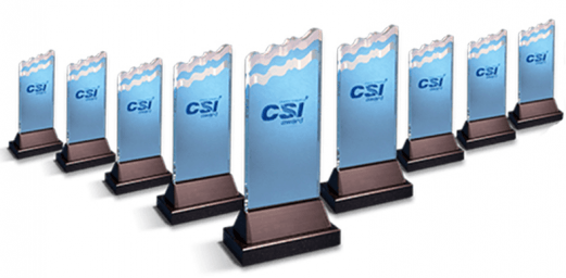 We've Received Our 9th CSI Award In A Row
