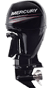 Mercury 150XL EFI FourStroke (requires hydraulic steering & V3 Action Package)