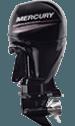 Mercury 150XL EFI FourStroke (requires hydraulic steering)