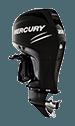 Mercury 200XL Verado FourStroke L6 (requires hydraulic steering & V3 Action Package)