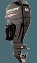 Mercury 60ELHPT Command Thrust w/Big Tiller Handle