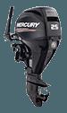 Mercury 25ELHPT EFI FourStroke