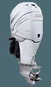 Mercury 350XL Verado White Pro FourStroke L6 (requires heavy duty hub kit)