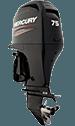 Mercury 75ELPT EFI FourStroke (3 tube)