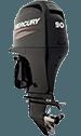 Mercury 90ELPT Command Thrust FourStroke (3 tube)