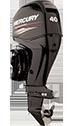 Mercury 40ELPT EFI FourStroke (2 or 3 tube)