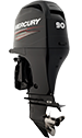 Mercury 90EXLPT FourStroke (2 tube)