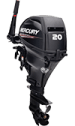 Mercury 20EL FourStroke