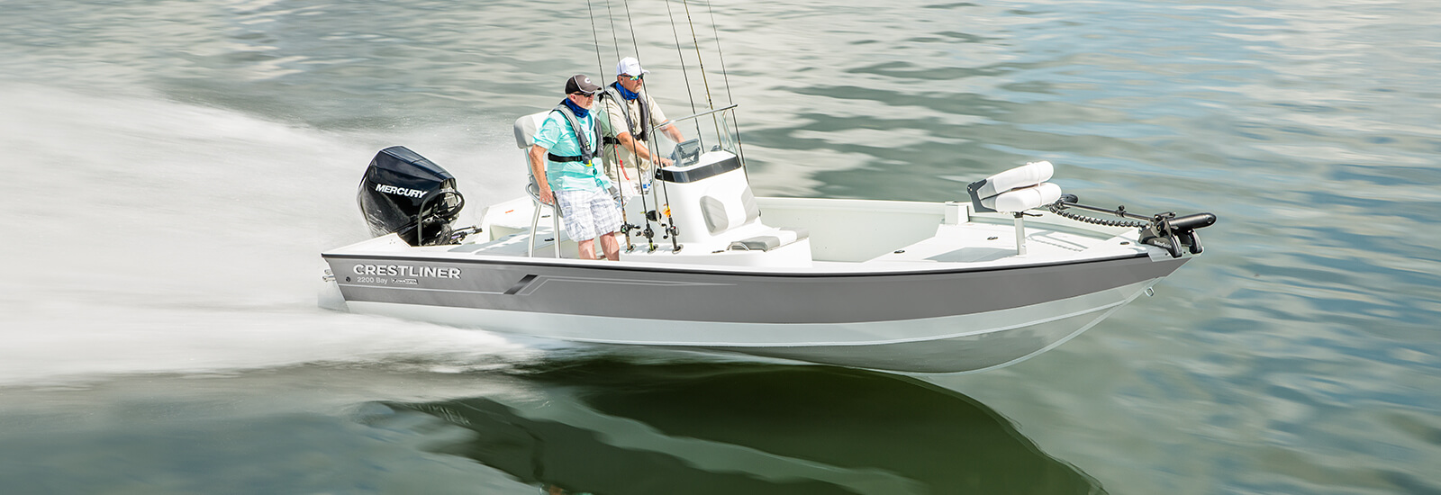 Crestliner 2200 Bay | Best Aluminum Center Console Boat For