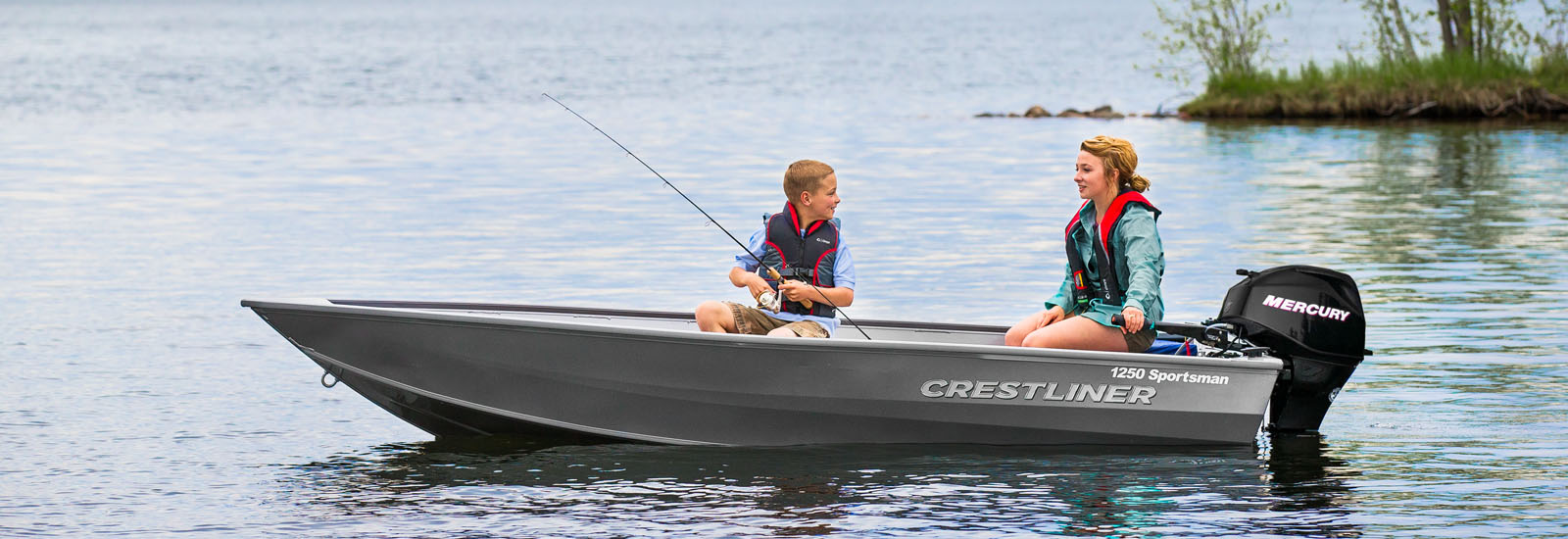 Family home plans and more small fishing boats with for Little fishing boats