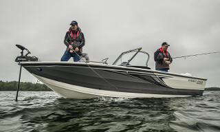 Build & Price Your Own Crestliner Pontoon or Fishing Boat Online
