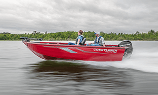 Crestliner 1700 Vision | Top Entry Level Fishing Boats