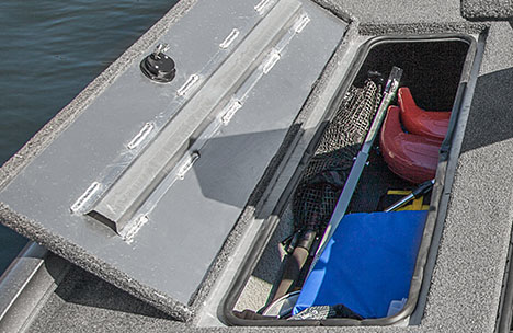 Bow Rod & Gear Storage
