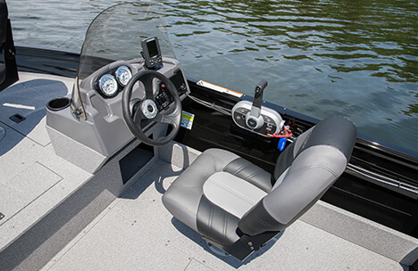 Side Console Configuration