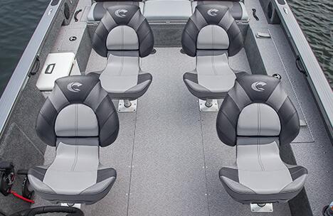 Four Pro Seats