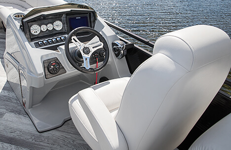 NEW! Helm with Highback Recliner