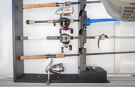 Locking Rod Storage (FC, FS Only)