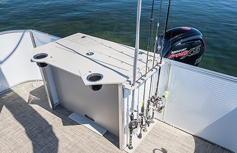 Fishing Station Vertical Rod Holders (FC, FS Only)