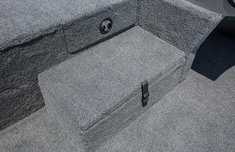Step Up Dry Storage