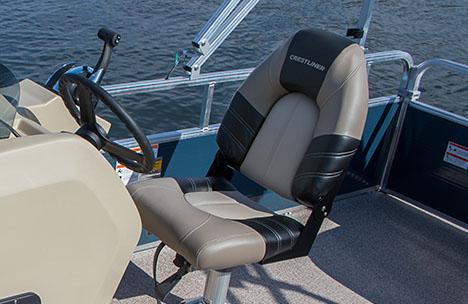 Deluxe Helm Seat