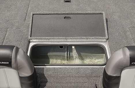 22-Gallon Stern Livewell