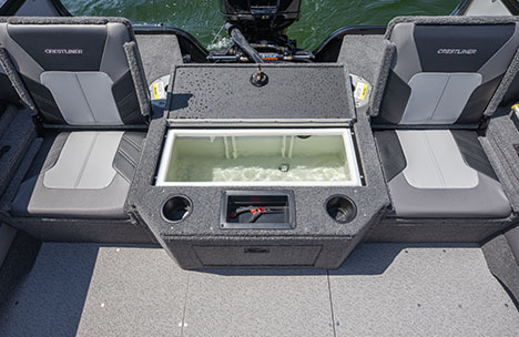 15-Gallon Stern Livewell