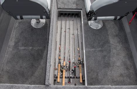 Abundant Rod Storage