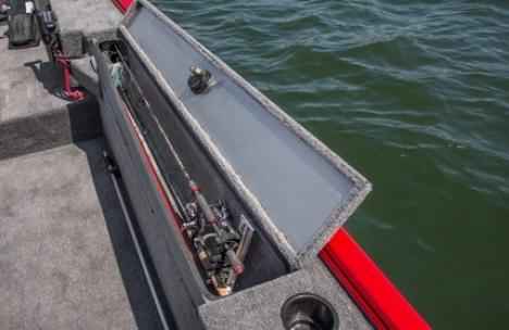 Starboard Rod Storage