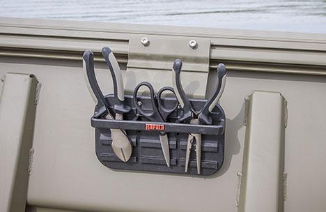 Lock Track Gunnel System