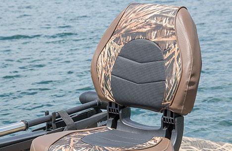 Angler Seats