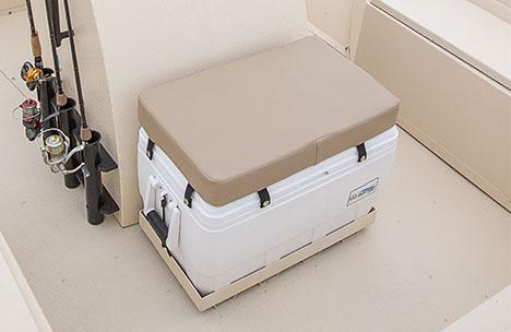 Cushioned 48-Quart Cooler