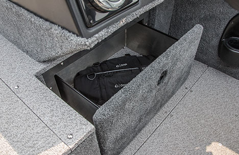 Console Drawer