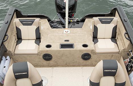 Stern Jump Seats