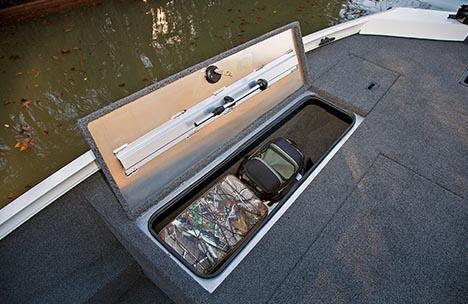 Bow Rod & Gear Storage