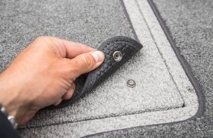 Snap In Carpet