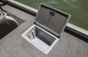 Stern Compartment as Cooler