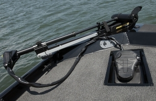 Bow Recess Foot & Trolling Motor