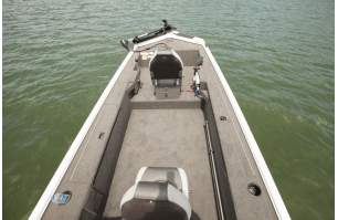 Stick Steer Crappie Boat 1657 Outlook