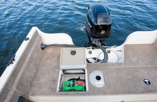 1650 Fish Hawk Battery Storage